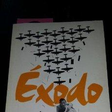 Libros de segunda mano: LIBRO 'EXODO' DE SILVIA MISTRAL - BIBLIOTECA DE LA REPUBLICA. Lote 147607366