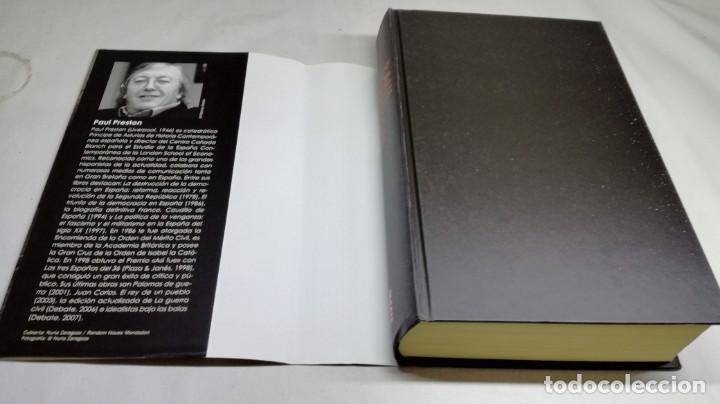 Gebrauchte Bücher: EL HOLOCAUSTO ESPAÑOL/ PAUL PRESTON/ ODIO Y EXTERMINIO EN LA GUERRA CIVIL Y DESPUES/ DEBATE - Foto 4 - 147724494