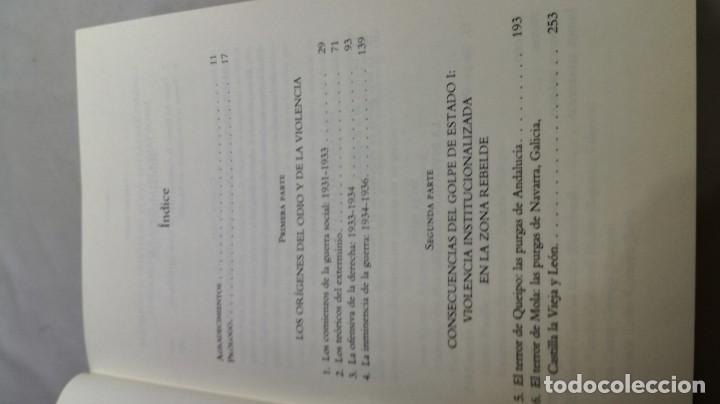 Gebrauchte Bücher: EL HOLOCAUSTO ESPAÑOL/ PAUL PRESTON/ ODIO Y EXTERMINIO EN LA GUERRA CIVIL Y DESPUES/ DEBATE - Foto 10 - 147724494
