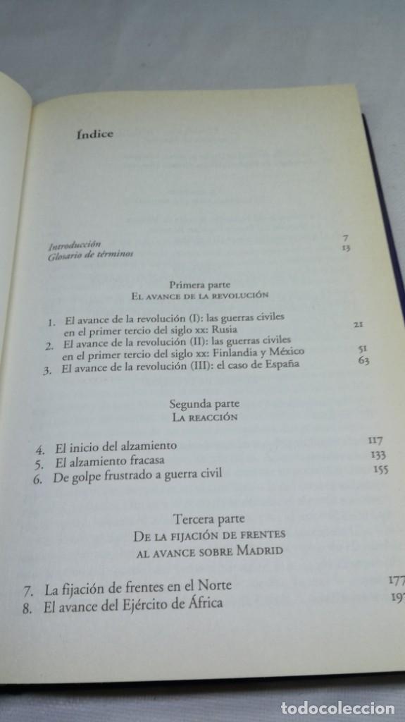 Libros de segunda mano: LA GUERRA QUE GANO FRANCO / I/ CESAR VIDAL/ PLANETA - Foto 8 - 147725782