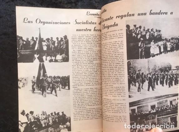 Libros de segunda mano: LA GUERRA CIVIL 1936 - 1939 EN LA PROVINCIA DE ALICANTE - 2 TOMOS (DE 3) - VICENTE RAMOS - Foto 4 - 148009018