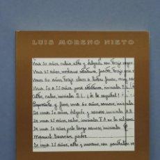 Libros de segunda mano: LOS MARTIRES SEGLARES DE 1936 EN TOLEDO. LUIS MORENO NIETO. Lote 148024258