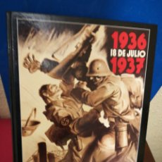Libros de segunda mano: EL COLOR DE LA GUERRA, THE COLOR OF WAR - LIBRO CARTELES GUERRA CIVIL-ARNAU/CARULLA-POSTERMIL, 2000. Lote 148071265