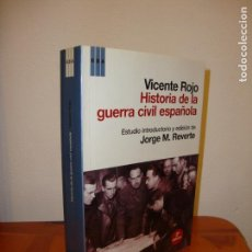 Libros de segunda mano: HISTORIA DE LA GUERRA CIVIL ESPAÑOLA - VICENTE ROJO - RBA, MUY BUEN ESTADO. Lote 148111278
