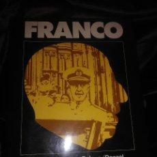 Libros de segunda mano: FRANCO. HELLMUTH GUNTHER DAHMS. DONCEL. 1975. 2 ED. . Lote 148282346