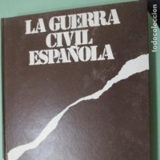 Libros de segunda mano: HUGH THOMAS. LA GUERRA CIVIL ESPAÑOLA. ALZAMIENTO Y REVOLUCIÓN. LIBRO II. EDICIONES URBIÓN. 1979. Lote 149477394