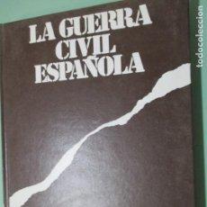 Libros de segunda mano: HUGH THOMAS. LA GUERRA CIVIL ESPAÑOLA. GUERRA MUNDIAL EN MINIATURA. LIBRO III. 1979. Lote 149695358