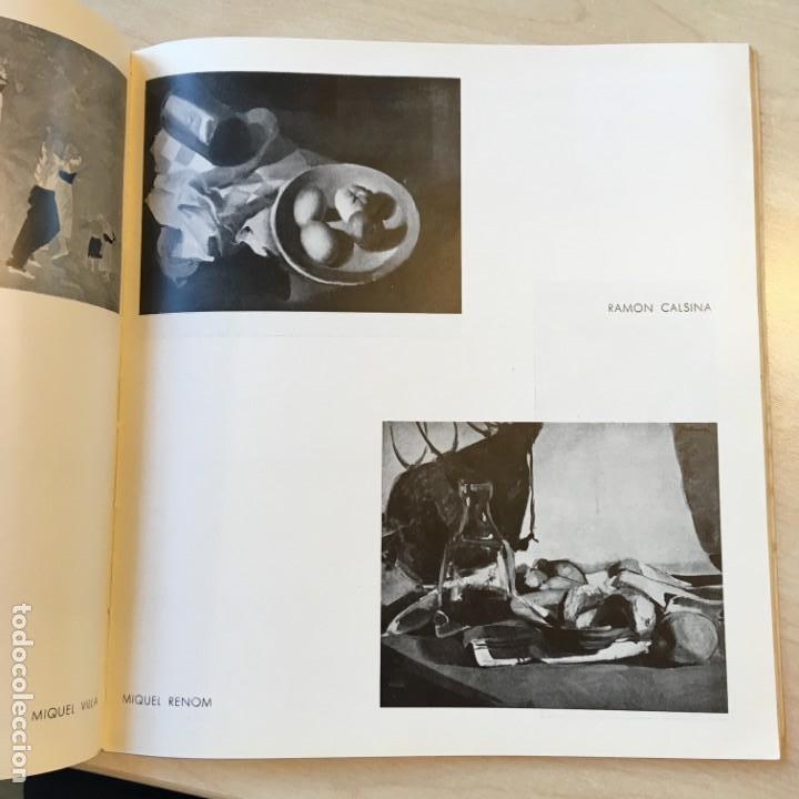 Libros de segunda mano: ESPAÑA A MÉXICO; MANIFESTACIÓN DE ARTE CATALÁN PRO VICTIMAS DEL FASCISMO, 1937. Ferran Teixidor - Foto 3 - 149805278