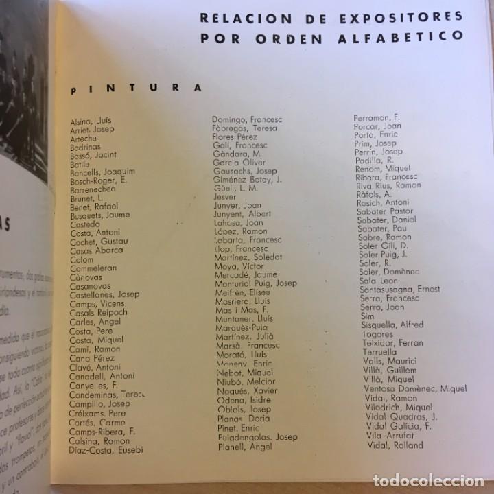 Libros de segunda mano: ESPAÑA A MÉXICO; MANIFESTACIÓN DE ARTE CATALÁN PRO VICTIMAS DEL FASCISMO, 1937. Ferran Teixidor - Foto 5 - 149805278