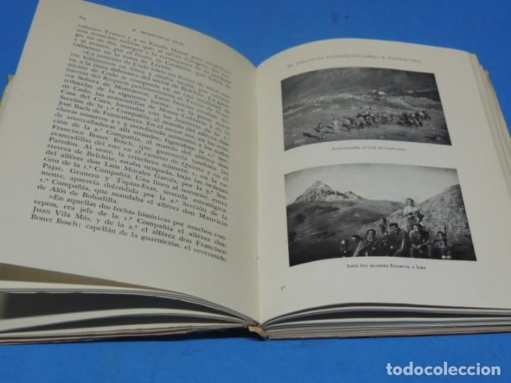 Libros de segunda mano: DIARIO DE CAMPAÑA DE UN REQUETÉ.-R.DOMENECH PUIG - Foto 3 - 150713878