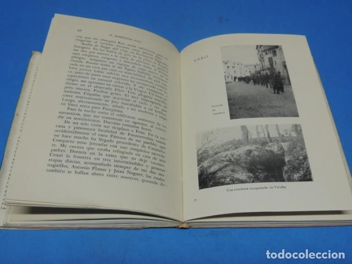 Libros de segunda mano: DIARIO DE CAMPAÑA DE UN REQUETÉ.-R.DOMENECH PUIG - Foto 6 - 150713878