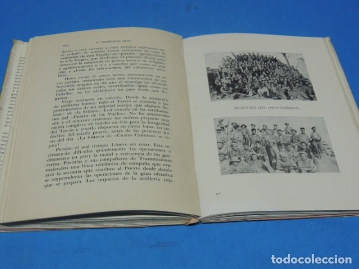 Libros de segunda mano: DIARIO DE CAMPAÑA DE UN REQUETÉ.-R.DOMENECH PUIG - Foto 7 - 150713878