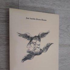 Libros de segunda mano: ALAS AZULES Y ROJAS. JOSÉ AURELIO ÁLVAREZ REMÓN. Lote 151108740