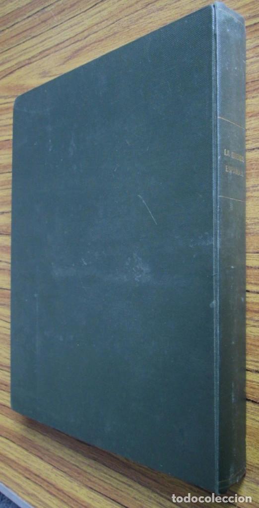 Libros de segunda mano: LA ACTUALIDAD ESPAÑOLA 1936 – 1939 // la guerra de España // Coleccionables - completa - Foto 8 - 151461798