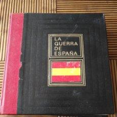 Libros de segunda mano: LIBRO LA GUERRA DE ESPAÑA 1936 - 1939 JACQUES DE GAULE. LOS AMIGOS DE LA HISTORIA.. Lote 152128992