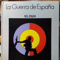Libros de segunda mano: VV. AA. . LA GUERRA DE ESPAÑA 1936-1939. Lote 152138290