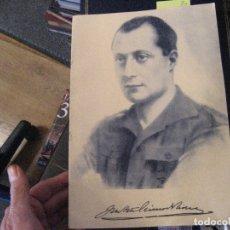 Libros de segunda mano: DISCURSO FUNDACIONAL DE LA FALANGE 29 OCTUBRE, JEFATURA PROVINCIAL DEL MOVIMIENTO VIZCAYA 1953. Lote 152160962
