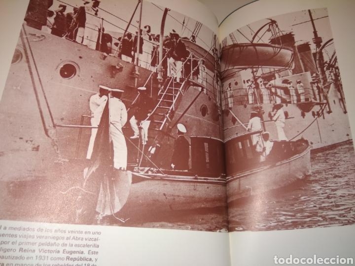 Libros de segunda mano: HISTORIA DE LA GUERRA NAVAL EN EUSKADI PAIS VASCO GUERRA CIVIL 6 TOMOS OBRA COMPLETA - Foto 3 - 152494076