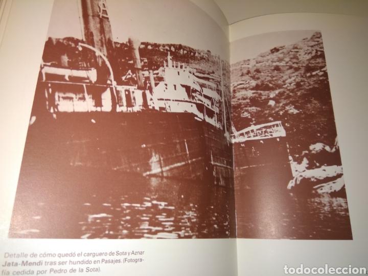 Libros de segunda mano: HISTORIA DE LA GUERRA NAVAL EN EUSKADI PAIS VASCO GUERRA CIVIL 6 TOMOS OBRA COMPLETA - Foto 7 - 152494076
