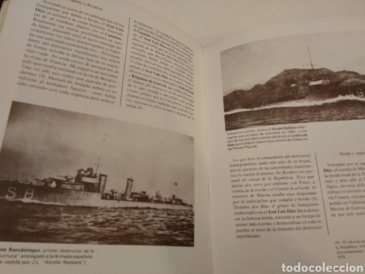 Libros de segunda mano: HISTORIA DE LA GUERRA NAVAL EN EUSKADI PAIS VASCO GUERRA CIVIL 6 TOMOS OBRA COMPLETA - Foto 11 - 152494076