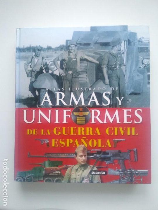 Armas Y Uniformes De La Guerra Civil Espa U00f1ola