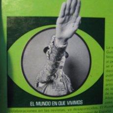 Libros de segunda mano: LOS TOROS DE LA GUERRA Y DEL FRANQUISMO - GUTIERREZ ALARCON. Lote 117686379