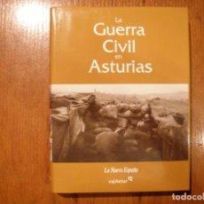 Libros de segunda mano: LIBRO LA GUERRA CIVIL EN ASTURIAS. Lote 155986206