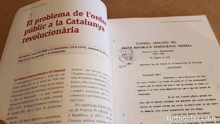Libros de segunda mano: ELS PAPERS CONFISCATS DE SALAMANCA. ED / SAPIENS PUBLICACIONS / EL PERIÓDICO - 2006. A ESTRENAR. - Foto 5 - 157233070