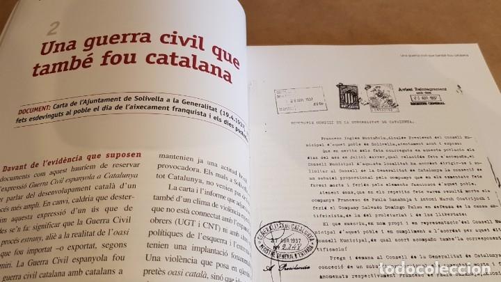 Libros de segunda mano: ELS PAPERS CONFISCATS DE SALAMANCA. ED / SAPIENS PUBLICACIONS / EL PERIÓDICO - 2006. A ESTRENAR. - Foto 4 - 157233070