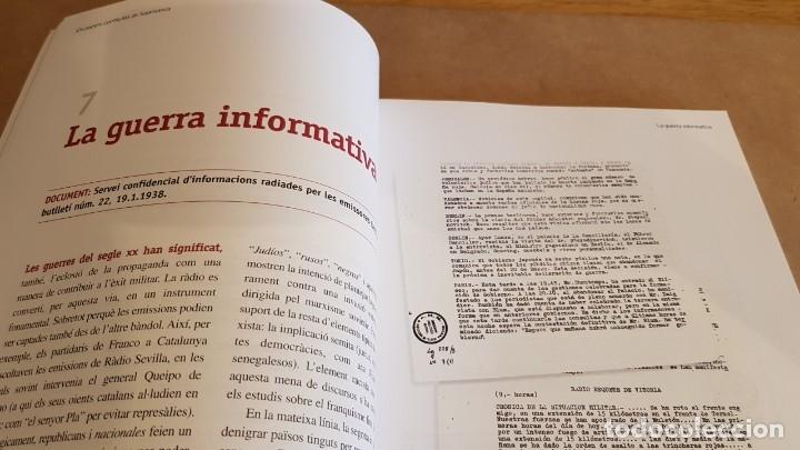 Libros de segunda mano: ELS PAPERS CONFISCATS DE SALAMANCA. ED / SAPIENS PUBLICACIONS / EL PERIÓDICO - 2006. A ESTRENAR. - Foto 7 - 157233070