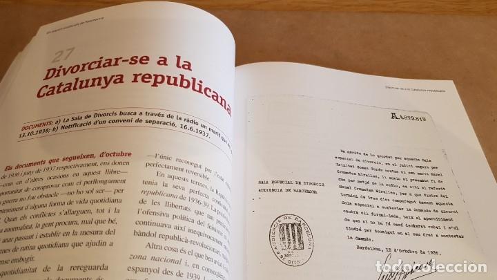 Libros de segunda mano: ELS PAPERS CONFISCATS DE SALAMANCA. ED / SAPIENS PUBLICACIONS / EL PERIÓDICO - 2006. A ESTRENAR. - Foto 11 - 157233070