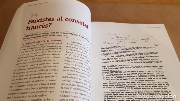Libros de segunda mano: ELS PAPERS CONFISCATS DE SALAMANCA. ED / SAPIENS PUBLICACIONS / EL PERIÓDICO - 2006. A ESTRENAR. - Foto 9 - 157233070