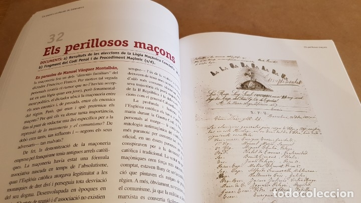 Libros de segunda mano: ELS PAPERS CONFISCATS DE SALAMANCA. ED / SAPIENS PUBLICACIONS / EL PERIÓDICO - 2006. A ESTRENAR. - Foto 13 - 157233070