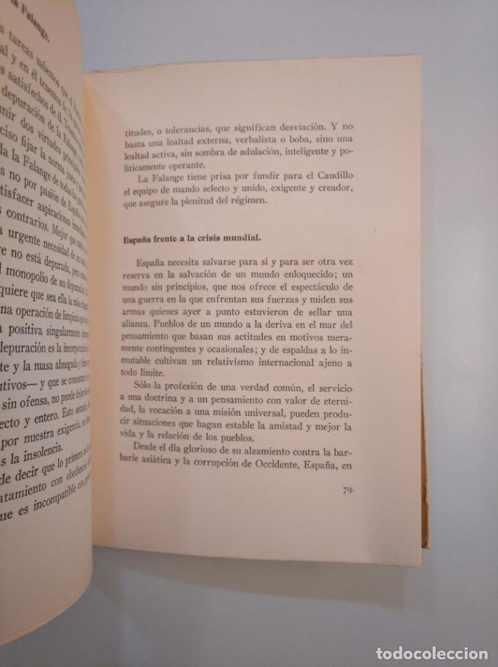 Libros de segunda mano: DE LA VICTORIA Y LA POSTGUERRA. (DISCURSOS) - SERRANO SUÑER, RAMÓN. 1941. TDKLT - Foto 3 - 158730194