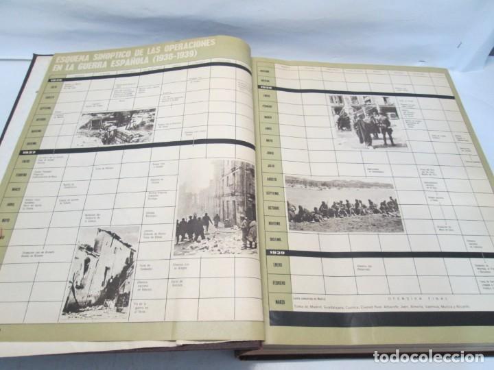 Libros de segunda mano: LA GUERRA DE ESPAÑA 1936 -1939. JOSE LUIS CEBRIAN. COLECCIONABLE 59 FASCILULOS.COMPLETA - Foto 8 - 159275102