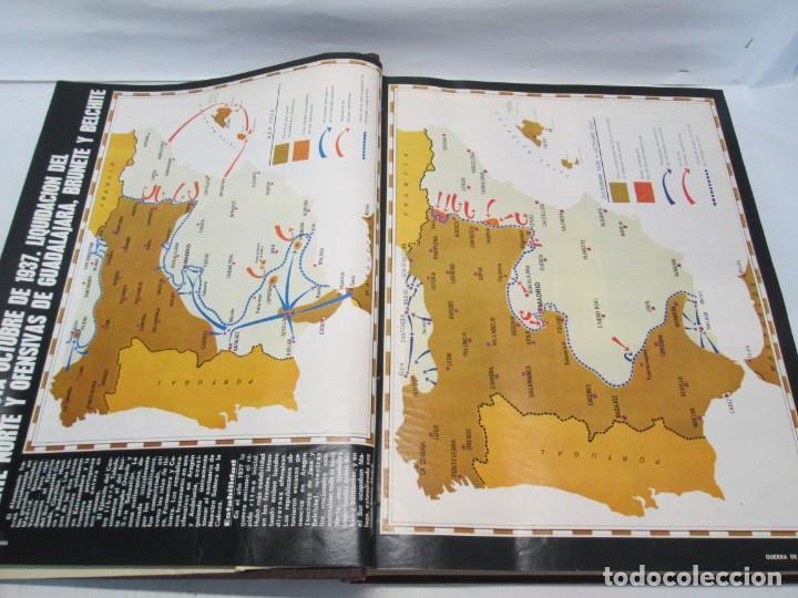 Libros de segunda mano: LA GUERRA DE ESPAÑA 1936 -1939. JOSE LUIS CEBRIAN. COLECCIONABLE 59 FASCILULOS.COMPLETA - Foto 9 - 159275102