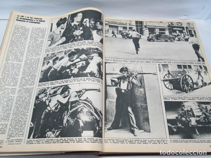 Libros de segunda mano: LA GUERRA DE ESPAÑA 1936 -1939. JOSE LUIS CEBRIAN. COLECCIONABLE 59 FASCILULOS.COMPLETA - Foto 11 - 159275102