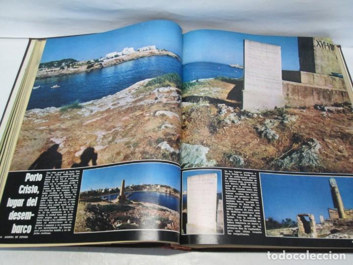 Libros de segunda mano: LA GUERRA DE ESPAÑA 1936 -1939. JOSE LUIS CEBRIAN. COLECCIONABLE 59 FASCILULOS.COMPLETA - Foto 12 - 159275102
