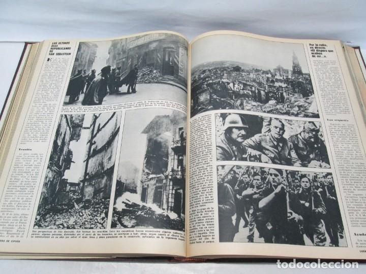 Libros de segunda mano: LA GUERRA DE ESPAÑA 1936 -1939. JOSE LUIS CEBRIAN. COLECCIONABLE 59 FASCILULOS.COMPLETA - Foto 13 - 159275102