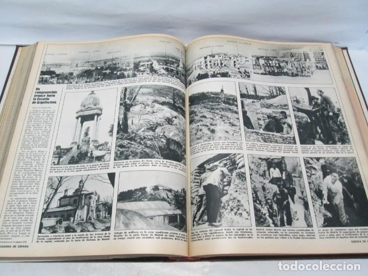 Libros de segunda mano: LA GUERRA DE ESPAÑA 1936 -1939. JOSE LUIS CEBRIAN. COLECCIONABLE 59 FASCILULOS.COMPLETA - Foto 15 - 159275102