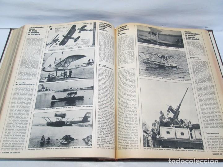 Libros de segunda mano: LA GUERRA DE ESPAÑA 1936 -1939. JOSE LUIS CEBRIAN. COLECCIONABLE 59 FASCILULOS.COMPLETA - Foto 17 - 159275102