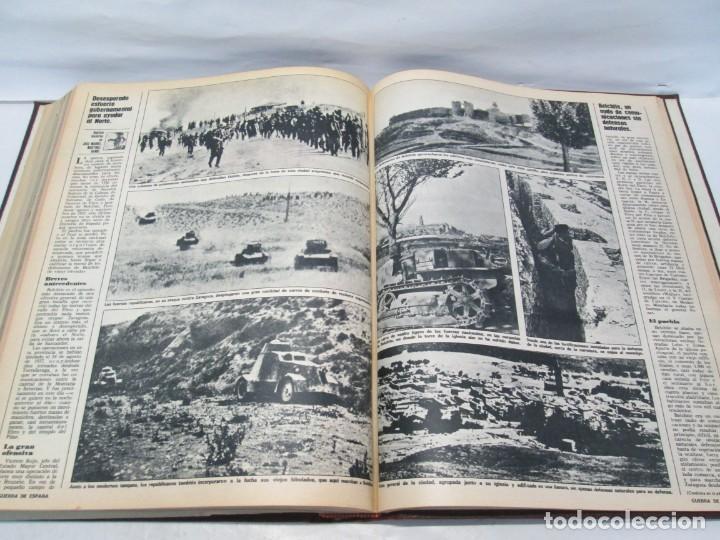 Libros de segunda mano: LA GUERRA DE ESPAÑA 1936 -1939. JOSE LUIS CEBRIAN. COLECCIONABLE 59 FASCILULOS.COMPLETA - Foto 18 - 159275102