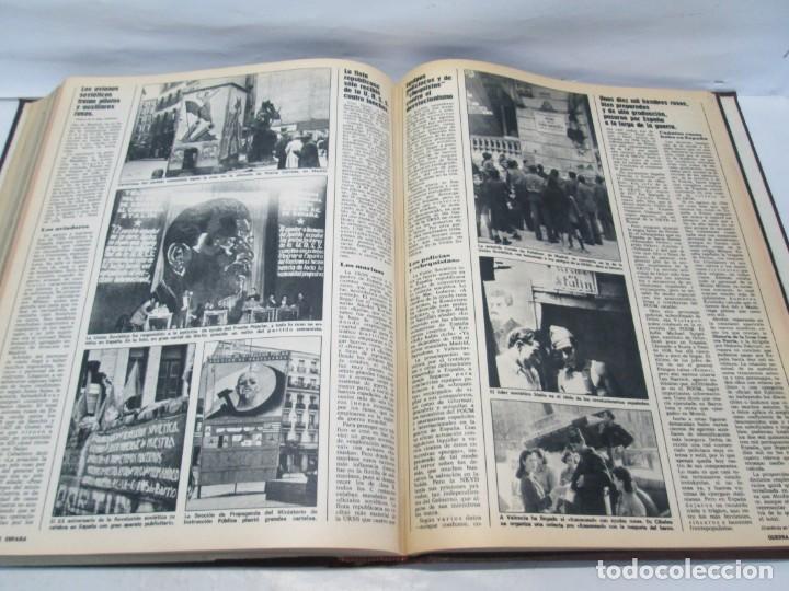 Libros de segunda mano: LA GUERRA DE ESPAÑA 1936 -1939. JOSE LUIS CEBRIAN. COLECCIONABLE 59 FASCILULOS.COMPLETA - Foto 19 - 159275102