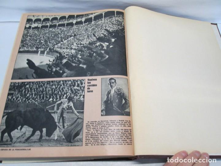 Libros de segunda mano: LA GUERRA DE ESPAÑA 1936 -1939. JOSE LUIS CEBRIAN. COLECCIONABLE 59 FASCILULOS.COMPLETA - Foto 20 - 159275102