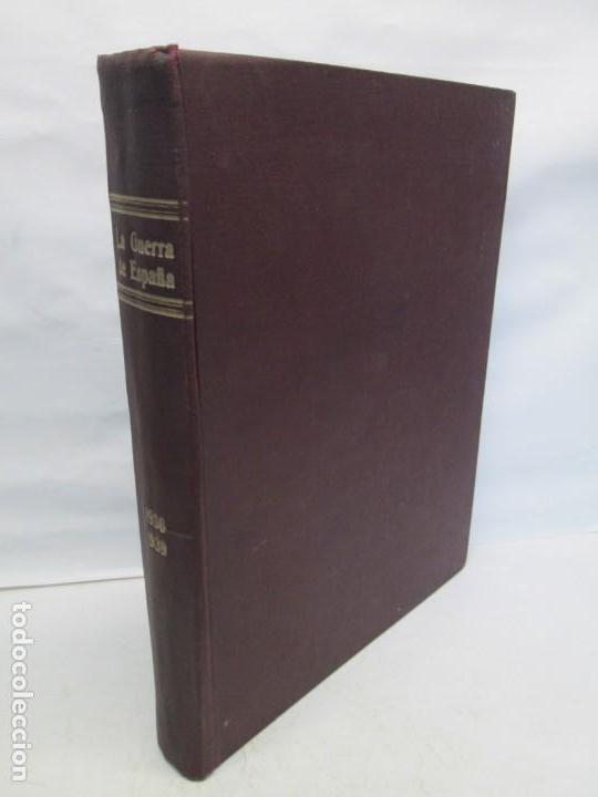 LA GUERRA DE ESPAÑA 1936 -1939. JOSE LUIS CEBRIAN. COLECCIONABLE 59 FASCILULOS.COMPLETA (Libros de Segunda Mano - Historia - Guerra Civil Española)