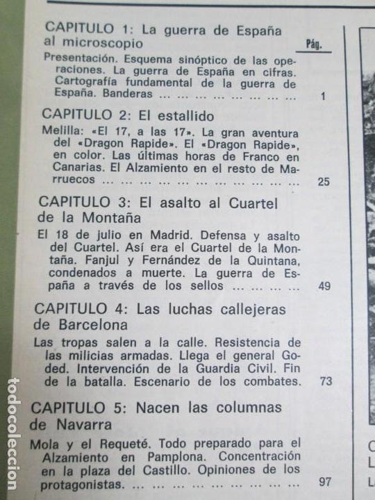 Libros de segunda mano: LA GUERRA DE ESPAÑA 1936 -1939. JOSE LUIS CEBRIAN. COLECCIONABLE 59 FASCILULOS.COMPLETA - Foto 23 - 159275102