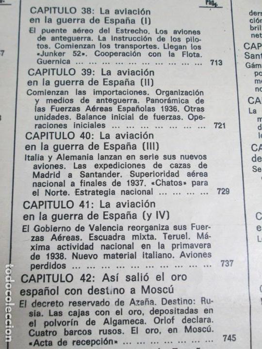 Libros de segunda mano: LA GUERRA DE ESPAÑA 1936 -1939. JOSE LUIS CEBRIAN. COLECCIONABLE 59 FASCILULOS.COMPLETA - Foto 31 - 159275102