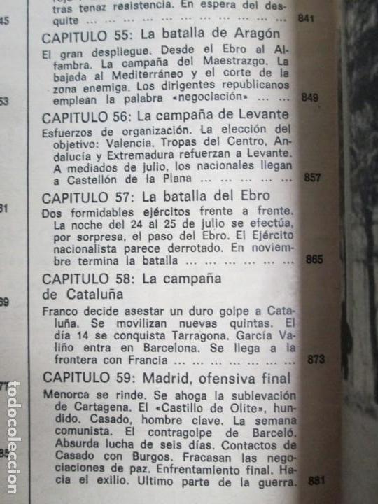 Libros de segunda mano: LA GUERRA DE ESPAÑA 1936 -1939. JOSE LUIS CEBRIAN. COLECCIONABLE 59 FASCILULOS.COMPLETA - Foto 34 - 159275102