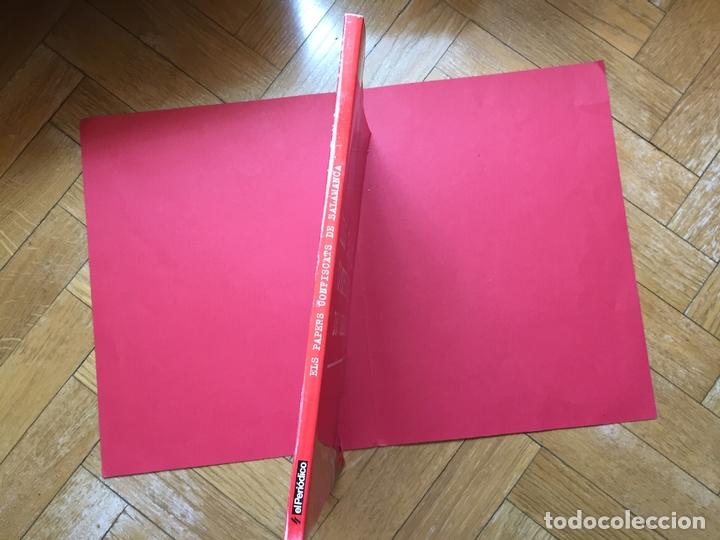 Libros de segunda mano: ELS PAPERS CONFISCATS DE SALAMANCA (El Periódico, 2006) ¡ORIGINAL! - Foto 3 - 163977542