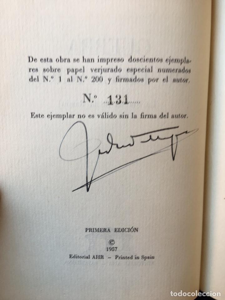 Libros de segunda mano: GUERRA DE LIBERACION - JOSE DIAZ DE VILLEGAS - FIRMA AUTOR - LIMITADA - NUMERADA - GUERRA CIVIL - - Foto 2 - 164150269